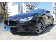 マセラティ ギブリS 正規D 新車保証 20インチAW サンルーフ 地デジ