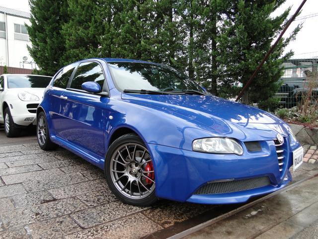 アルファロメオ アルファ147 GTA3.2 6MT D車 (車検...