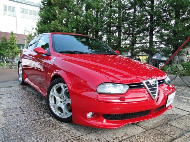 アルファロメオ アルファ156 GTA 3.2 V6  6MT D...