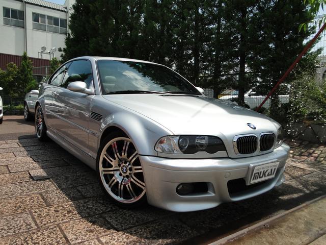 BMW M3クーペSMGII 1オーナー車 D車