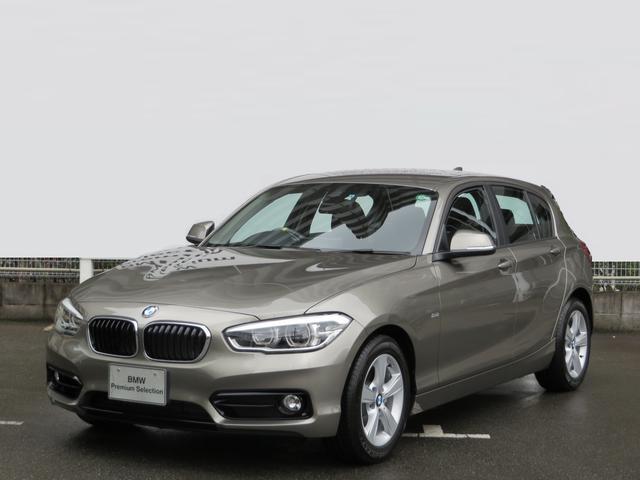 BMW 1シリーズ 118i スポーツ デモカー (検31.3)