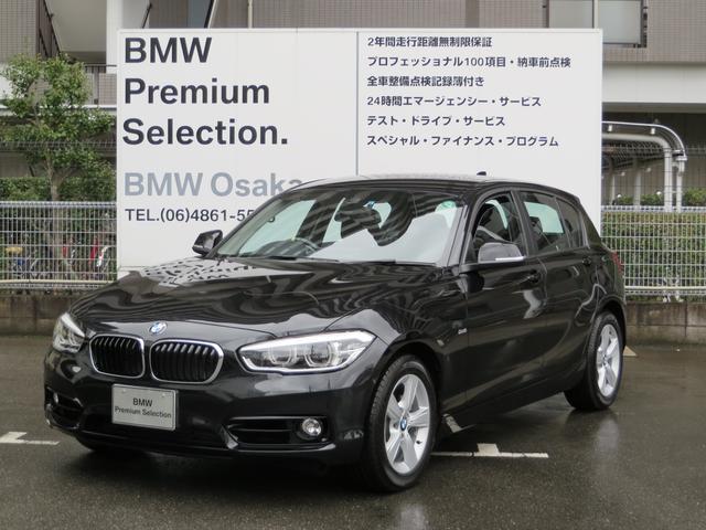 BMW 1シリーズ 118d スポーツ デモカー クリーンディーゼ...