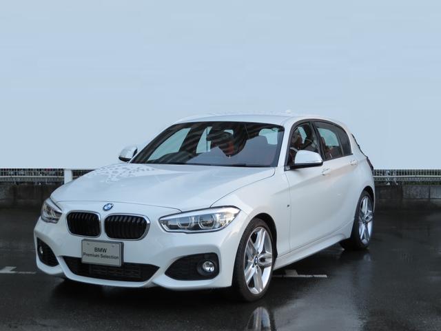BMW 1シリーズ 118i Mスポーツ レザーシート 弊社デモカ...