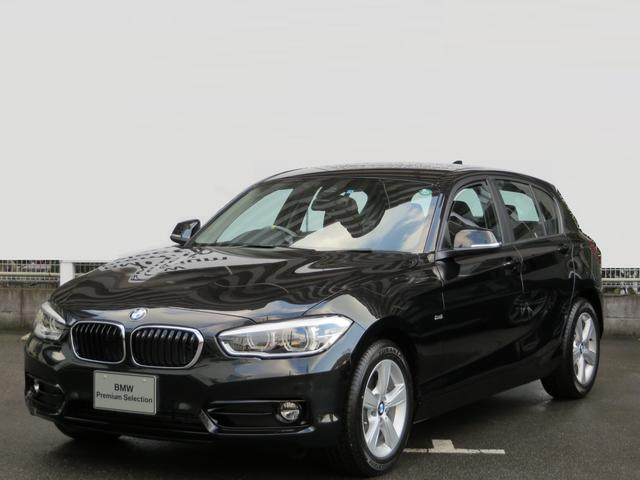 BMW 1シリーズ 118d スポーツ デモカー バックカメラ 新...