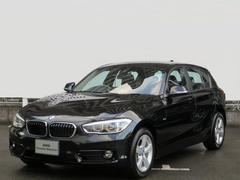BMW118d スポーツ デモカー バックカメラ 新ナビ