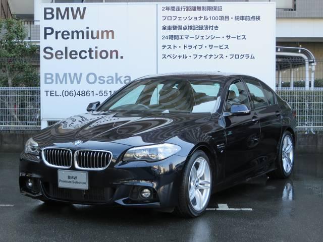 BMW 5シリーズ 523i Mスポーツ 19インチホイール 弊社...