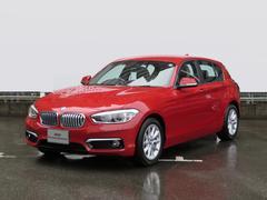 BMW118d スタイルPサポシートヒーター弊社デモカーナビETC