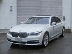 BMW750LiデザインピュアエクセレンスRコンフォートPデモカー