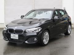 BMW118d MスポーツPサポHDDナビETCデモカーLED