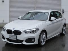 BMW118i MスポーツPサポ18インチAWクルコンETCナビ