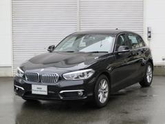BMW118d スタイルPサポHDDナビ弊社デモカーETCクルコン