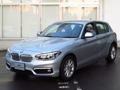 BMW118d スタイルPサポコンフォートPデモカHDDナビETC