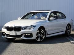 BMW740i Mスポーツ デモカー 全国認定中古車保証付