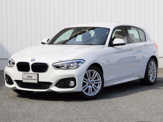 BMW 118d Mスポーツ パーキングサポート 弊社社有車