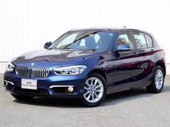 BMW118d スタイル デモカー パーキングサポートP