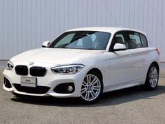 BMW118i Mスポーツ デモカー パーキングサポートP 新ナビ