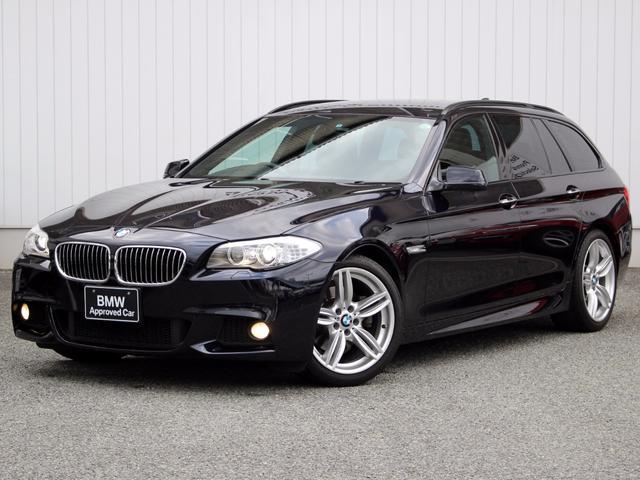 BMW 5シリーズ 528iツーリング Mスポーツ レザー 19イ...