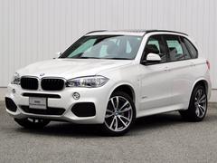 BMW X5xDrive 35d Mスポーツ セレクトP デモカー