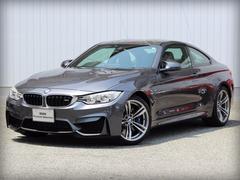 BMWM4クーペ カーボンルーフ アクティブMサス デモカー