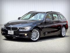 BMW335iツーリング ラグジュアリー ベージュレザー ACC