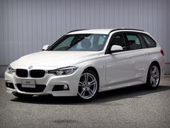 BMW318iツーリング Mスポーツ ストレージP 弊社社有車