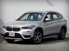 BMW X1xDrive 20i xライン コンフォートP デモカー