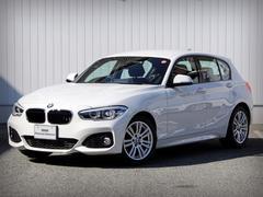 BMW118d Mスポーツ パーキングサポートP 弊社社有車