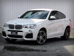 BMW X4xDrive 35i Mスポーツ レザー HUD 認定中古車