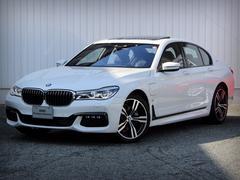 BMW740eアイパフォーマンス Mスポーツ 20AW デモカー