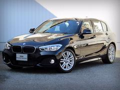 BMW118i Mスポーツ ナビ ETC 弊社デモカー