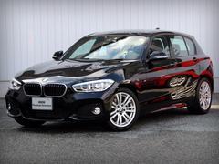 BMW118d Mスポーツ ナビ ETC 弊社デモカー