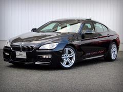 BMW640iグランクーペ Mスポーツ レザー ルーフ 認定中古車