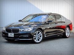 BMW740eアイパフォーマンス レーザーライト プラスP 試乗車