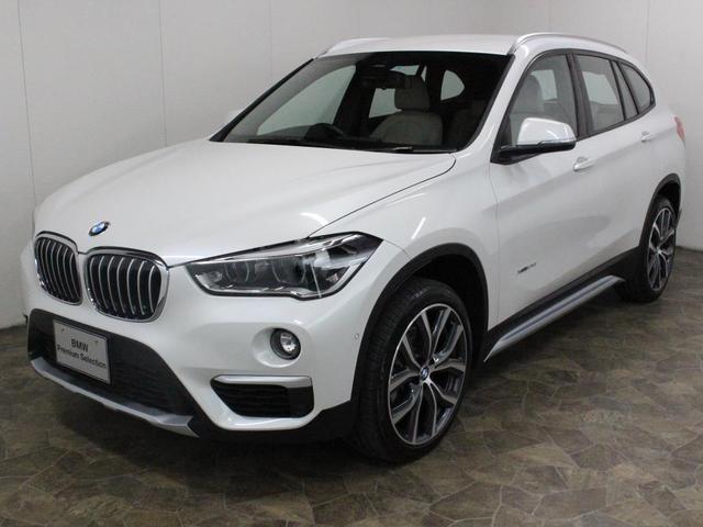 BMW X1 xDrive 25i xライン (検30.11)