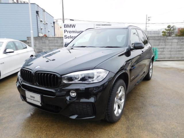BMW X5 xDrive 35i Mスポーツ (車検整備付)