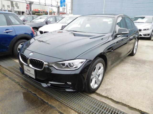 BMW 3シリーズ 320d スポーツ (車検整備付)