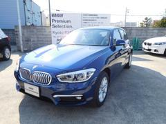 BMW118d スタイル パーキングサポート付