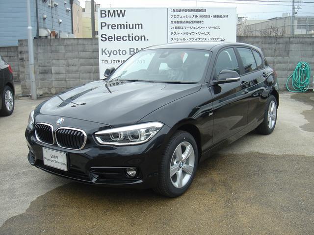 BMW 1シリーズ 118d スポーツ衝突軽減ブレーキ車線逸脱警告...