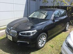 BMW118d スタイル 衝突軽減ブレーキ車線逸脱警告
