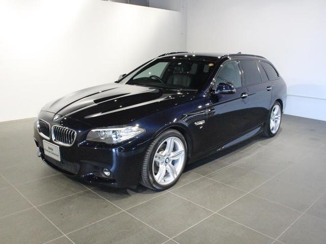 BMW 5シリーズ 523dツーリング Mスポーツ (検31.6)