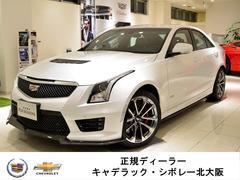 キャデラックATS−Vスペック−B GM正規D車 新車未登録 カーボンエアロ