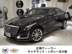 キャデラック CTSプレミアム GM正規D車 純正ナビ地デジ 2017yモデル
