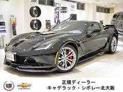 シボレー コルベットZ06 GM正規D車 純正ナビ地デジ スーパーチャージャー