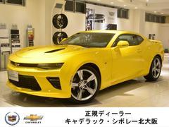シボレー カマロSS GM正規D車 新車未登録車 サンルーフ 黒レザー