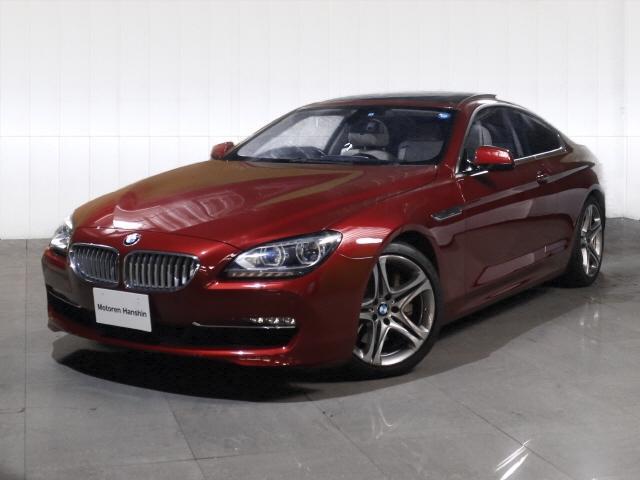 BMW 6シリーズ 650iクーペバング&オルフセンLEDサンルー...