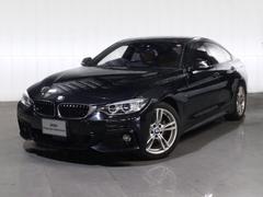 BMW420iグランクーペ Mスポーツ赤革シーツヒーター1オーナ−