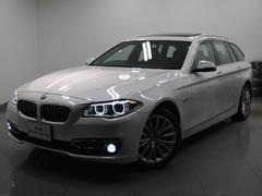 BMW528iツーリングラグジュアリーアクティブクルーズ衝突軽減B