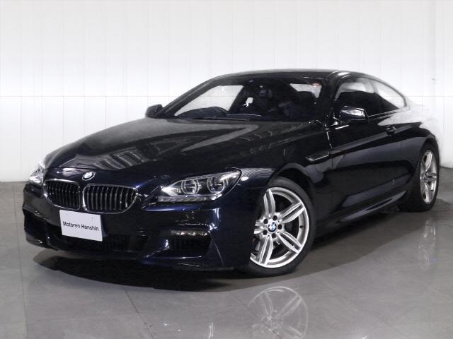 BMW 6シリーズ 640iクーペ MスポーツプラスPKG黒レザー...