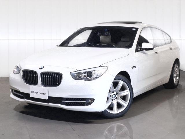 BMW 5シリーズ 535iグランツーリスモスポ−ツPKGベ−ジュ...