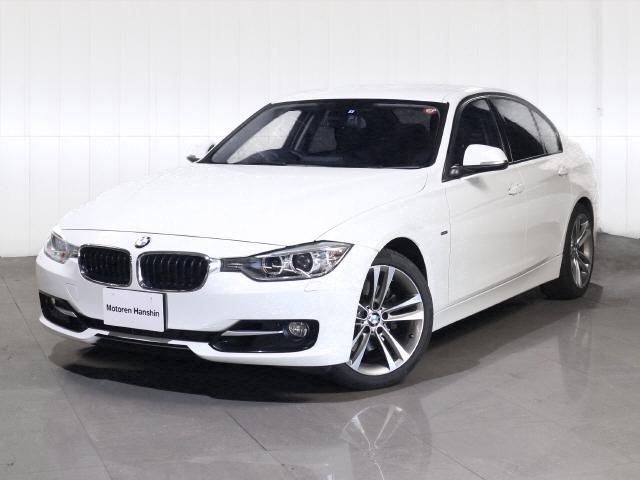 BMW 3シリーズ 320i スポーツHDDナビ1オーナーPDCB...
